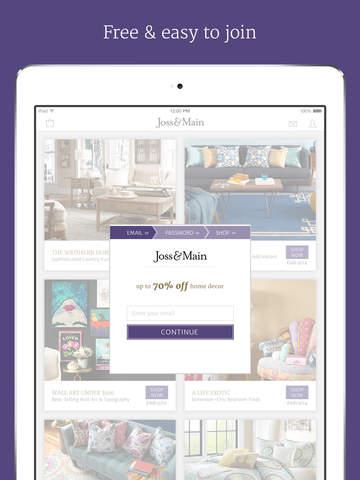 Joss & Main: Furniture + Decor screenshot 9