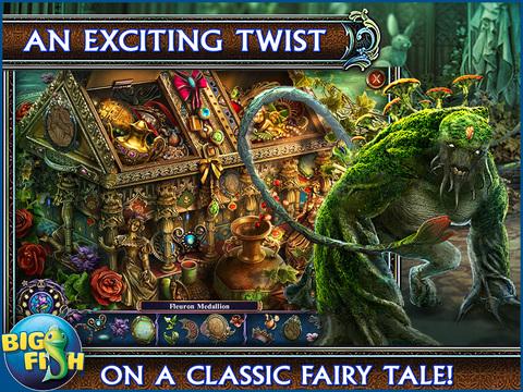 Dark Parables: Ballad of Rapunzel HD - A Hidden Object Fairy Tale Adventure screenshot 2