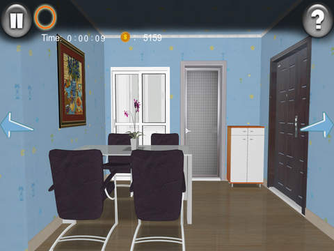 Can You Escape 10 Fancy Rooms screenshot 10
