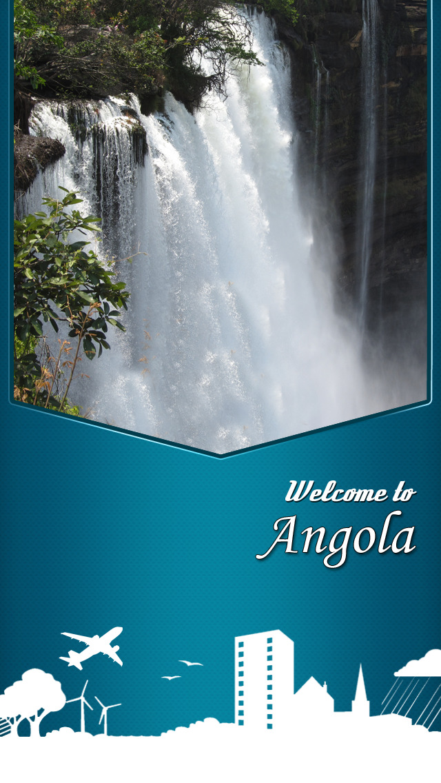 Angola Travel Guide screenshot 1