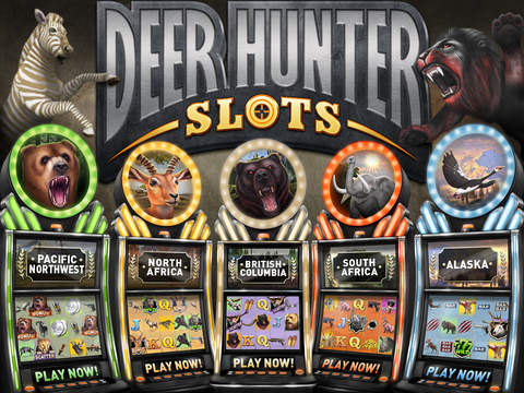 Deer Hunter Slots screenshot 6