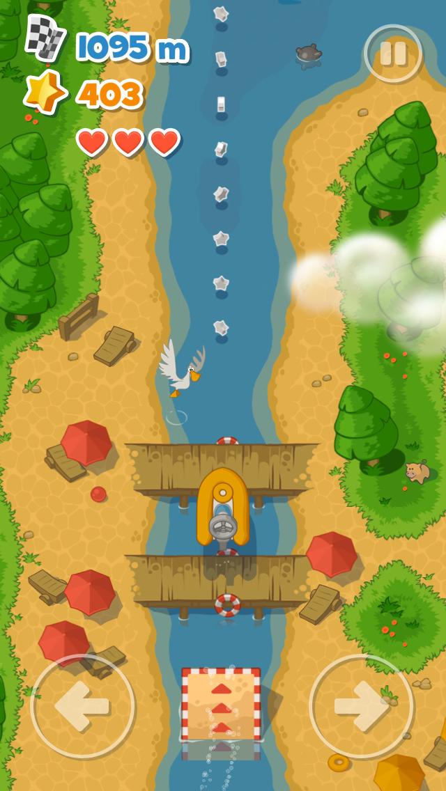Little Boat River Rush screenshot 3