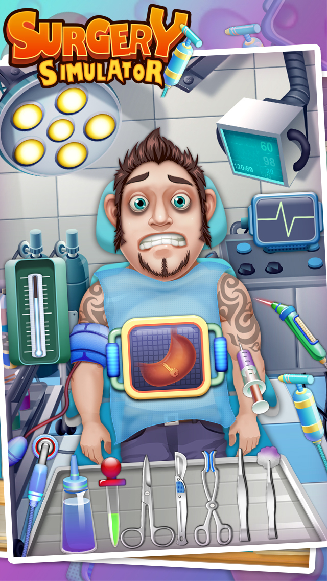 Surgery Simulator - Surgeon Games screenshot 2