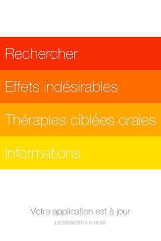 Chimiothérapies orales - náhled