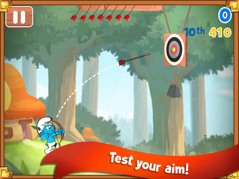 The Smurf Games – Sports Competition screenshot 8