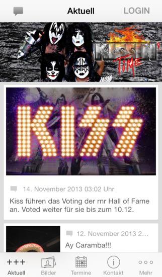 Kissin' Time screenshot 1