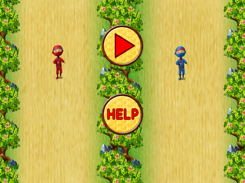 Crazy Ninja Rush screenshot 4