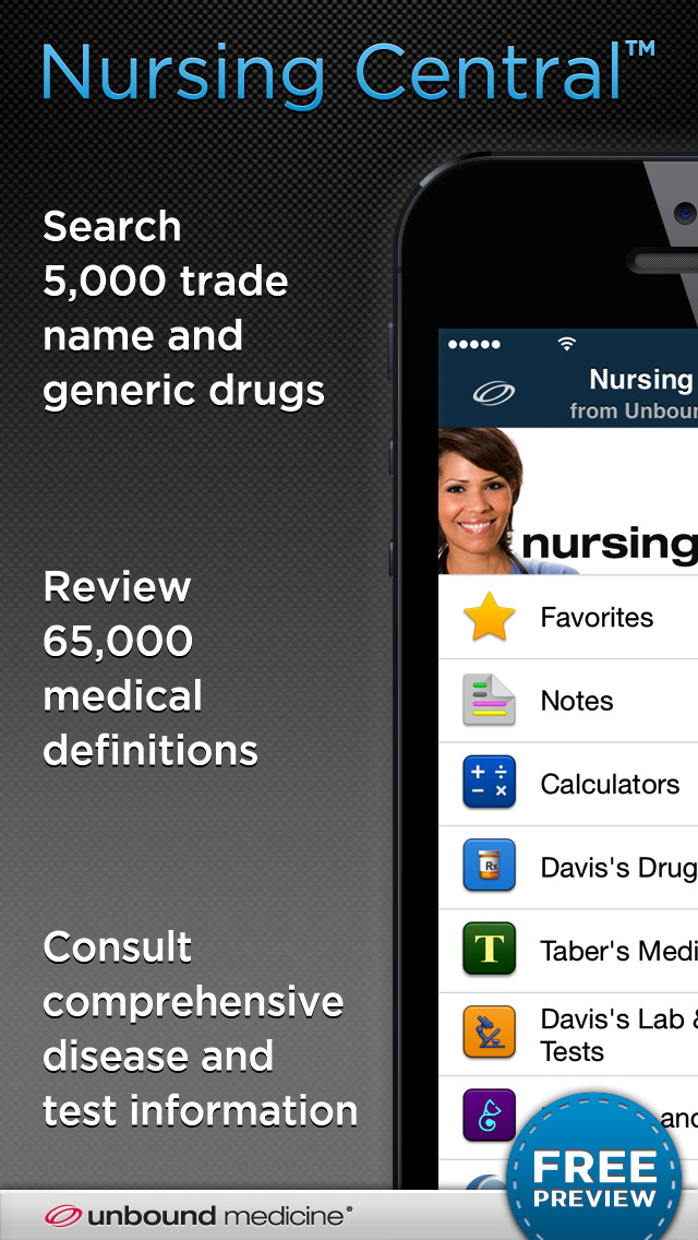 Nursing Central screenshot 1