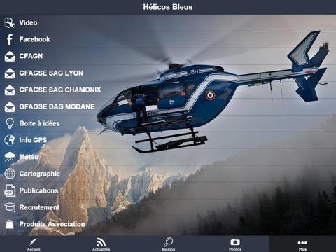 Hélicos Gendarmerie - náhled