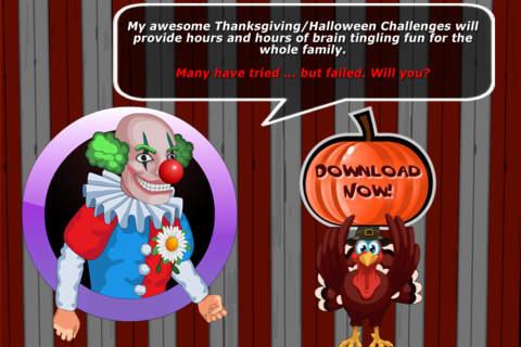 Thanksgiving & Halloween Puzzles Addictive Free Ga - náhled