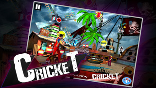 Cricket 3D : Street Challenge screenshot 4