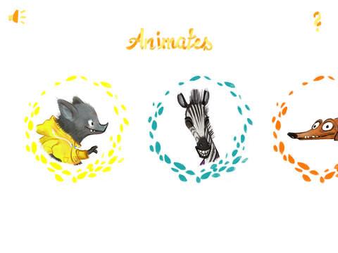 Animates - Feral Friends screenshot 7