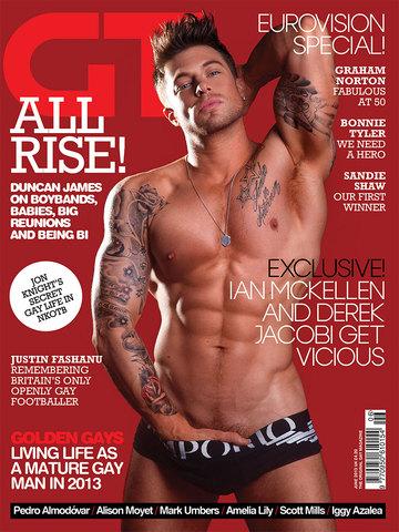 GAY TIMES Magazine screenshot 9