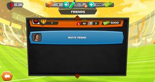 Disney Bola Soccer screenshot #5