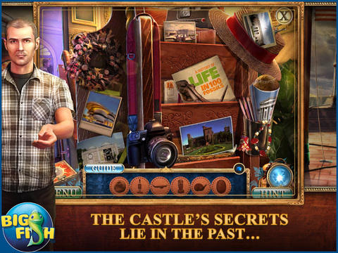Hidden Expedition: Smithsonian™ Castle HD - Hidden Objects, Adventure & Puzzles screenshot 2