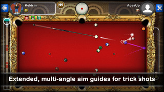 Yahoo Pool – Free, cross-device, billiards app screenshot 4