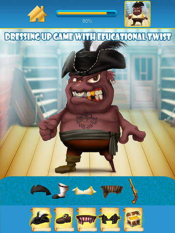 My Pirate Adventure Draw And Copy Game Pro screenshot 7