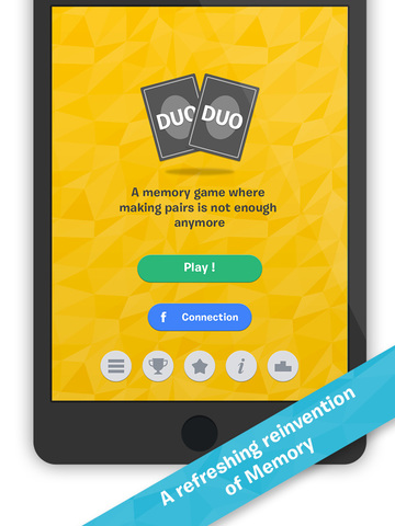 DUO! Pairs & Brain Fitness Game screenshot 6