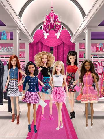 Barbie® Fashionistas® screenshot 6