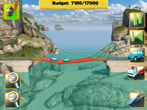 Bridge Constructor FREE screenshot 6