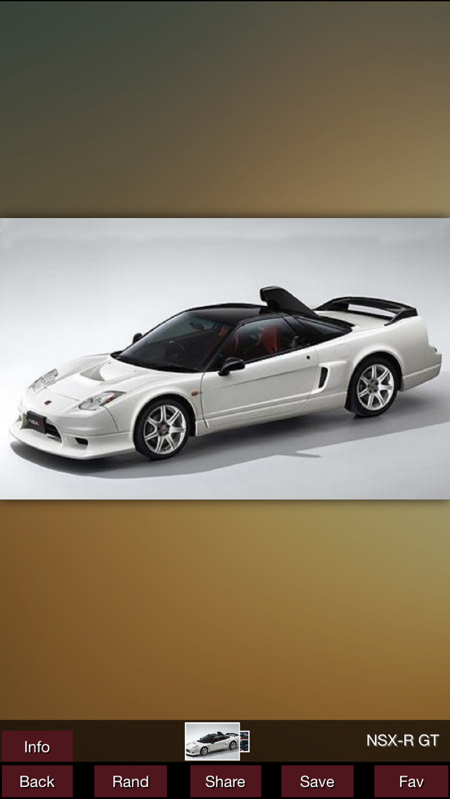 SupercarsInfo+ screenshot 1