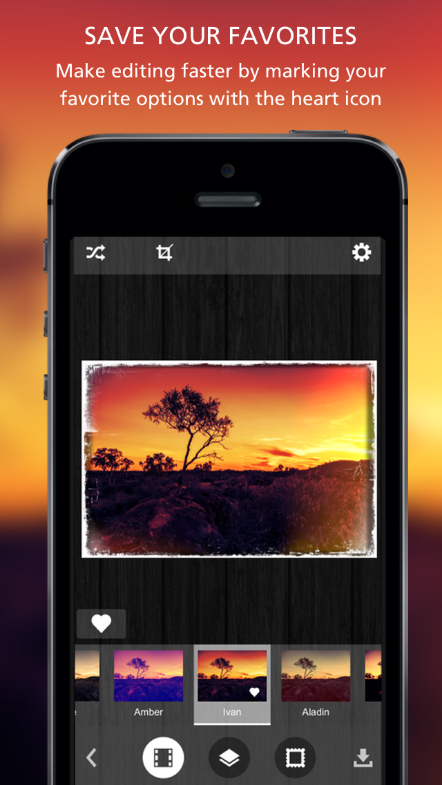 Pixlr-o-matic screenshot 5