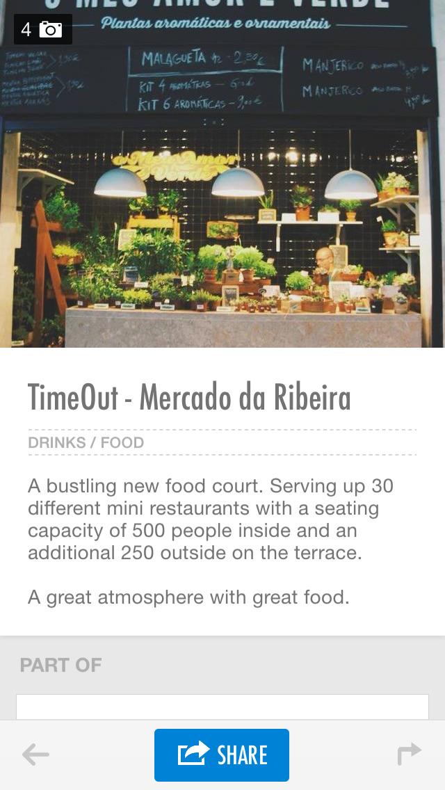 Inside Lisbon - City Guide screenshot 3