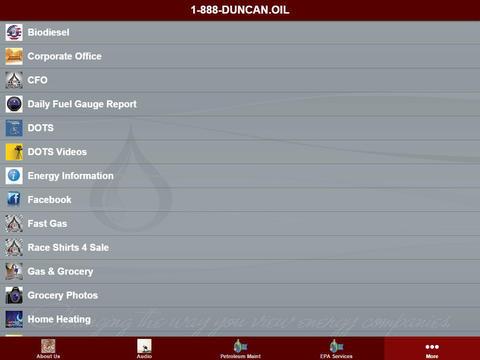 Duncan Oil Company - náhled
