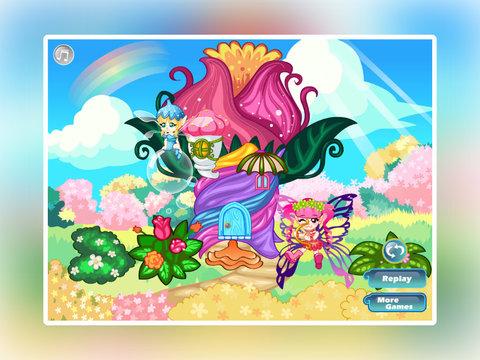 Elf Tree House Decoration screenshot 5