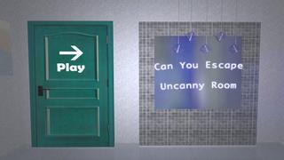 Can You Escape Uncanny Room 2 screenshot 1