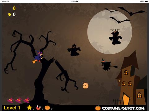 GreedyWitch screenshot 4