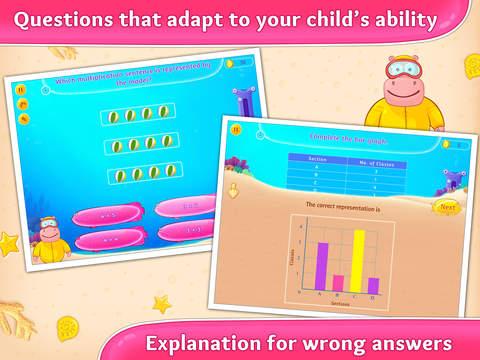 3rd Grade Math Games for Kids screenshot 8