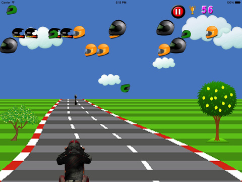 Highway Motorbike PRO screenshot 7
