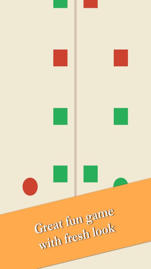 Drop & Move: Reaction Speed Test screenshot 2