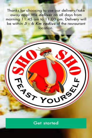 Sho Sho Restaurant - náhled