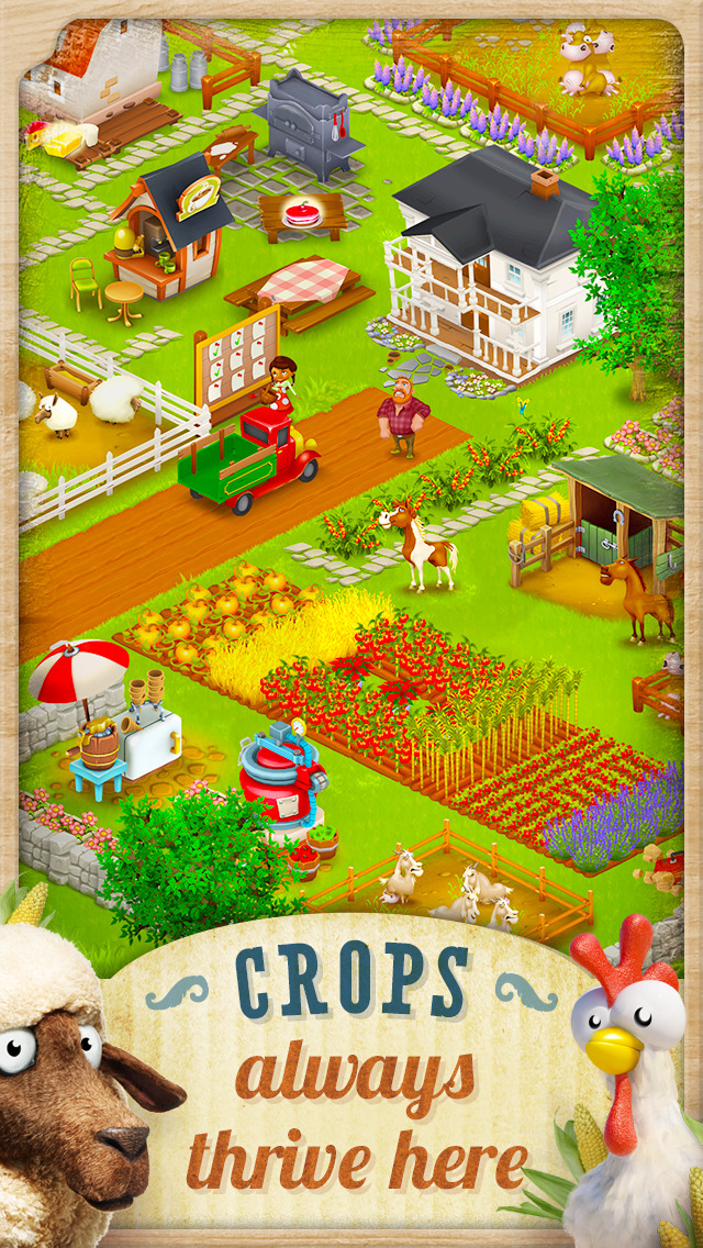 Hay Day screenshot 1