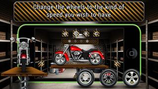 Motorcycle Factory Lite screenshot 1