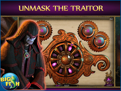 The Secret Order: Masked Intent HD - A Hidden Objects Adventure screenshot 3