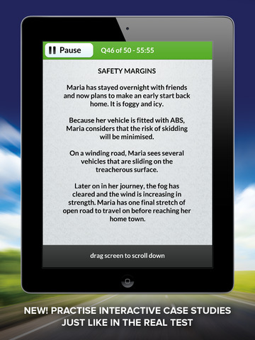 Theory Test Free for Car Drivers HD screenshot #3