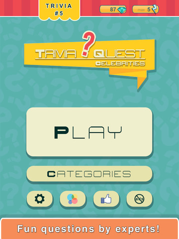 Trivia Quest™ Celebrities - trivia questions screenshot 8