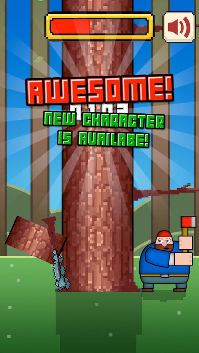 Forest Man screenshot 2