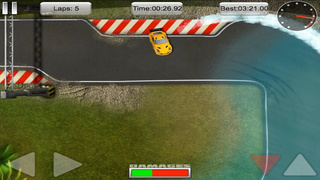 Super Nitro Racing FREE screenshot 5