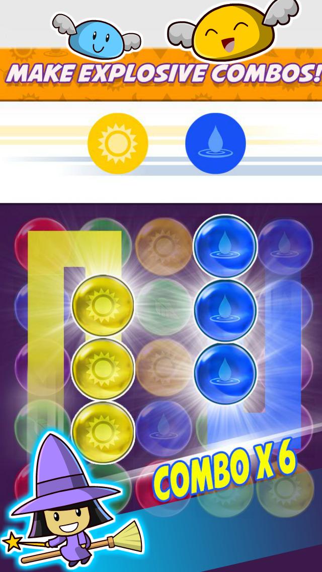 Bubble Match: Puzzle Game Free screenshot 3