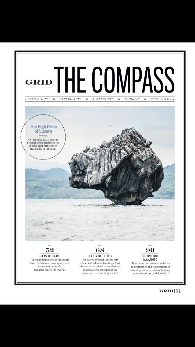 Grid Magazine screenshot 3