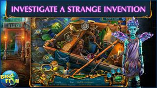 Labyrinths Of The World: Shattered Soul - A Supernatural Hidden Object Adventure screenshot 2