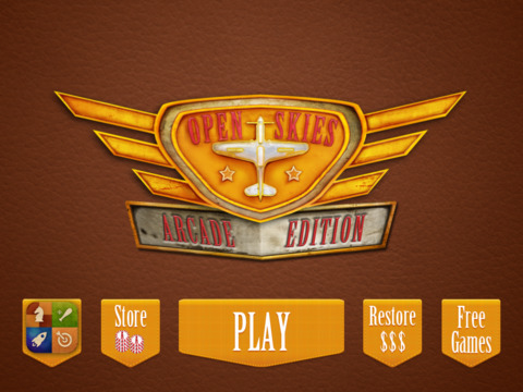 Ace Open Skies Plane Shooter screenshot 4
