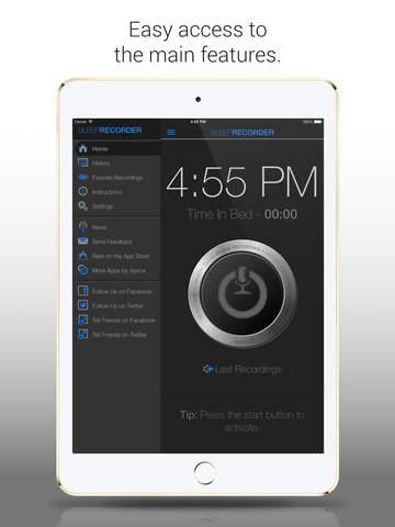 Prime Sleep Recorder screenshot 7