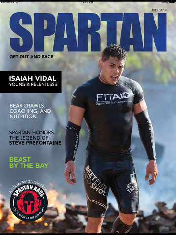 SPARTAN Magazine screenshot 6