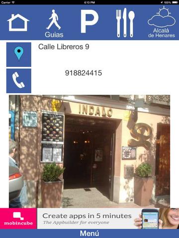 Visitando Alcalá screenshot 6