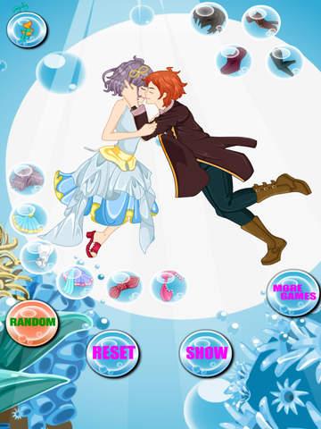明星的海中婚礼 screenshot 6